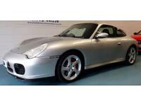 2004 04 PORSCHE 911 3.6 CARRERA 4 S 2D 316 BHP
