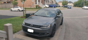 2011 VW Jetta TDI Highline with  6 Speed Manual Transmission