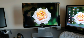22 inch LCD TFT LED Widescreen HDMI DVI wide-screen