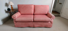 FREE!!!! Pink sofa, clean, wide 2-3 PERSON, soft!!!!
