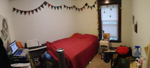 Lease takeover for room in 4 bedroom north end apt *JULY FREE*