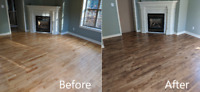 Dust Free Hardwood Floor Refinishing! Free Estimates!