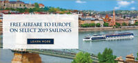 AMA Danube River Cruise with Air from Halifax from CA $3,518 pp