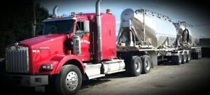Truck Driver B-Train