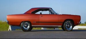 1968 GTX 440 #S MATCHING SALE OR TRADE