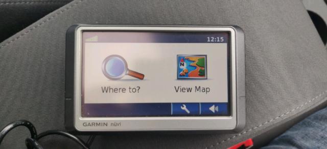 Garmin Nuvi 205W sat nav gps European maps | in Bournemouth, Dorset on sat cartoon, sat score chart 2014, sat prep book,