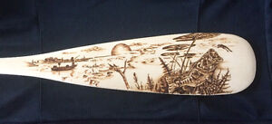 Custom Wood Burning Art - Pyrography Belleville Belleville Area image 6