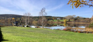 Charming Rancher on a Fabulous Waterfront Lot