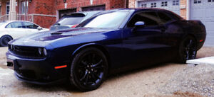 2016 Dec made/ Purchased May 2017 Dodge Challenger Coupe(2 door)