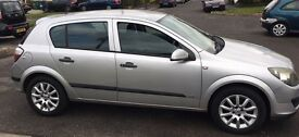 VAUXHALL ASTRA 1.6 LIFE TWINPORT 2005 WITH MOT EXCELLENT RUNNER, VERY LOW MILES, 100% RELIABLE