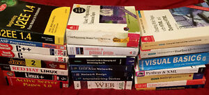 22 Computer Science Textbooks Programming Webpages Database Java