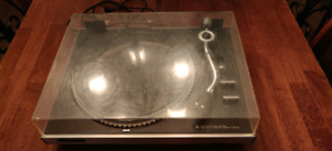 JVC QL-A2 Vintage Turntable With Ortofon 10 Cartridge