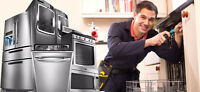 EcoFix Appliance Repair. Affordable. 1 Year Warranty. 25$ OFF