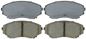 REGAL SMD551 SEMI-METALLIC BRAKE PADS (Box 11) D551