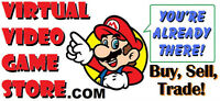 Virtual Video Game Store.You're already there! Buy, Sell, Trade!