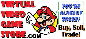 VirtualVideoGameStore.com You're already there!Buy, Sell, Trade!