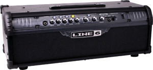 Line 6 spider III head with pedal