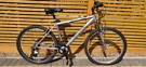 "Raleigh Aluminium bike Very Good Condition 18"" frame"