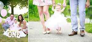 Family Outdoor or Indoor Photography Special starts at just $150 Cambridge Kitchener Area image 1