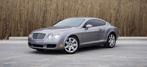 Bentley Continental GT RENTAL $200/day