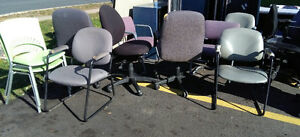 $5.00 Desk Chairs!