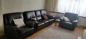 Bardi leather sofas