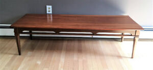 Mid-Century Modern Coffee Table (Ash)