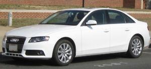 FOR SALE: Audi A4 2011 White Sedan (used)