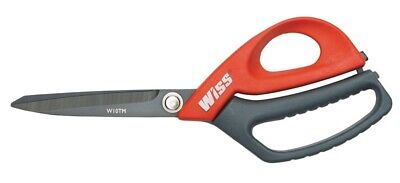 """NEW Wiss CW10TM Scissor Full Metal Coated HANDLE 10"""" STAINLESS BLADE 7005515"""