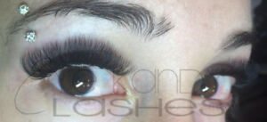 Classic & Volume Eyelash Extensions ~ Mink, Silk or Synthetic