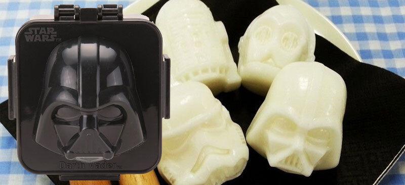 """""""Wie hättest Du Deine Eier gerne, Schatz? Als Storm Trooper oder C-3PO?"""""""