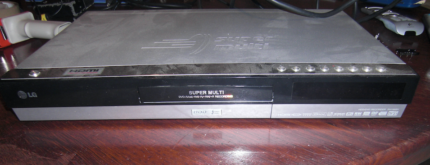 LG HDMI 1080 Up-conversion DVD Player. pick up only