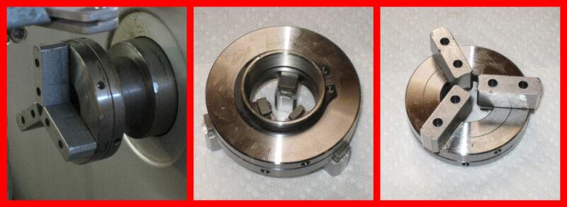 Cue Components & Cue Building Parts Supplies 3 Jaw Rear Lathe Chuck Cue Repair