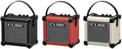 ROLAND MICRO CUBE GX AMPLIFICATORE per chitarra con effetti,nuovo.
