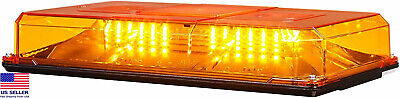 New Federal Signal 454202hl-02 Highlighter Led Plus Amber Dome Class 1 Mini