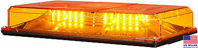 New Federal Signal 454202hl-02 Highlighter Led Plus Amber Dome Class 1