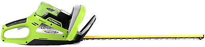 Earthwise 22in. 40 Volt Cordless Hedge Trimmer