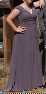 Grad or Bridesmaid Dress - $30