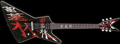 Dean Guitarras Tommy Bolin Z Tomikazi Guitarra Eléctrica