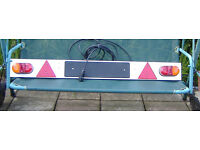 "4 ft 6"" trailer board"