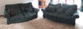 4 Piece Settee Set For Sale