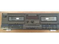 Technics RS-TR212 double cassette deck