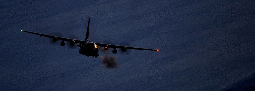 AFSOC JTAC CCT AC-130 DEATH FROM ABOVE burdock TAB SPECIAL OPERATION red TACP