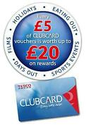 Tesco Clubcard Deals
