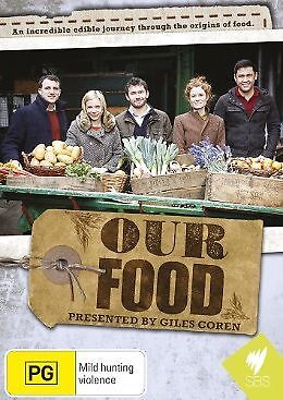 Our Food (DVD, 2012) - Region Free