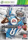Madden NFL 13 Video Games
