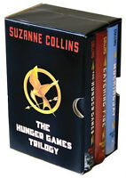 Hunger Games Hardcover Box Set, Suzanne Collins - New, Pristine!