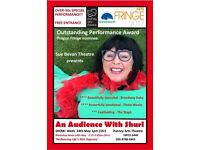 A free performance and workshop at Putney Arts Theatre for over 50s
