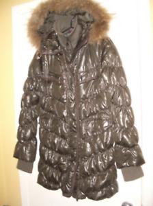 """NEW ---  """" 2XPOSE """"  manteau  d'hiver  duvet  ----- size M"""