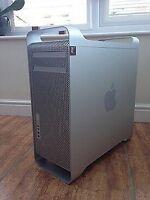 Tour Mac Pro 2 x 2.8 GHZ QUAD-CORE INTEL XEON (8 Core)